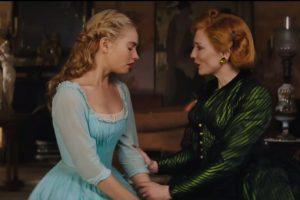 Con la ayuda mágica de su hada madrina, Cenicienta pudo ir al baile y logra bailar con el Príncipe Foto:Disney Movie Trailers. Imagen Por: