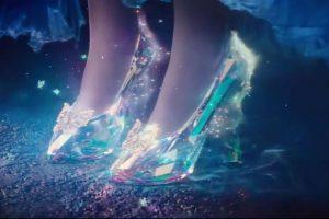 """""""La Cenicienta"""" Foto:Disney Movie Trailers. Imagen Por:"""
