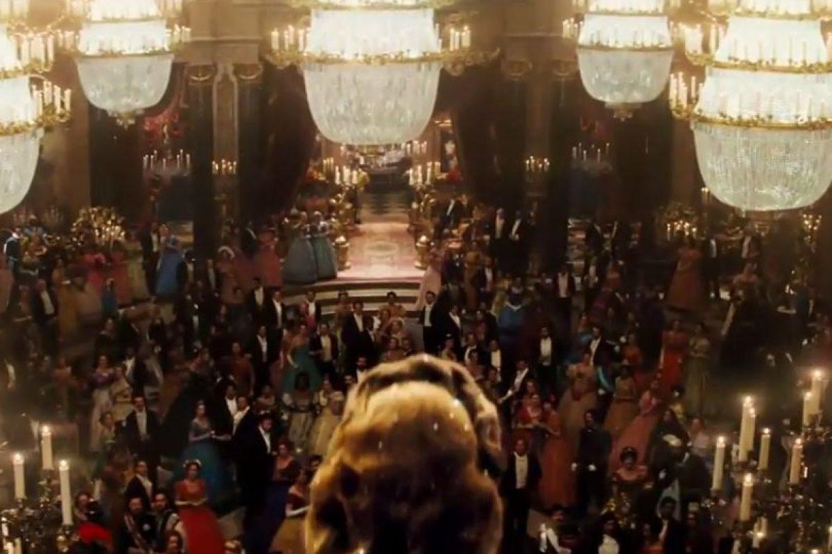 Basada en el cuento popular del mismo nombre de Charles Perrault Foto:Disney Movie Trailers. Imagen Por: