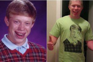 Se llama Kyle Craven, y su foto de adolescente se hizo viral, dándole origen a Bad Luck Brian Foto:Portalpower. Imagen Por: