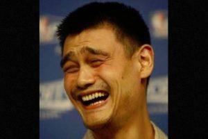 Es el basquetbolista Yao Ming Foto:Getty Images. Imagen Por: