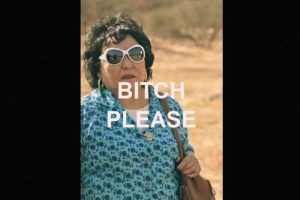 'Bitch Please'. Hay muchas formas de representar este meme, en el que se pone a alguien en su lugar mostrando una cualidad en apariencia superior. Pero este de Carmen Salinas es el último del momento. Foto:Facebook. Imagen Por: