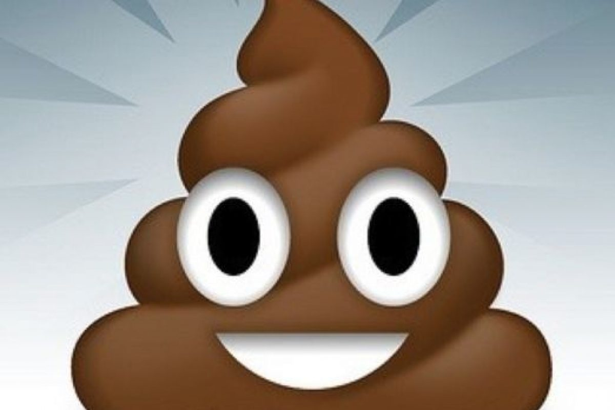 Este emoji nació en 1999, producto del humor escatológico japonés Foto:Twitter. Imagen Por: