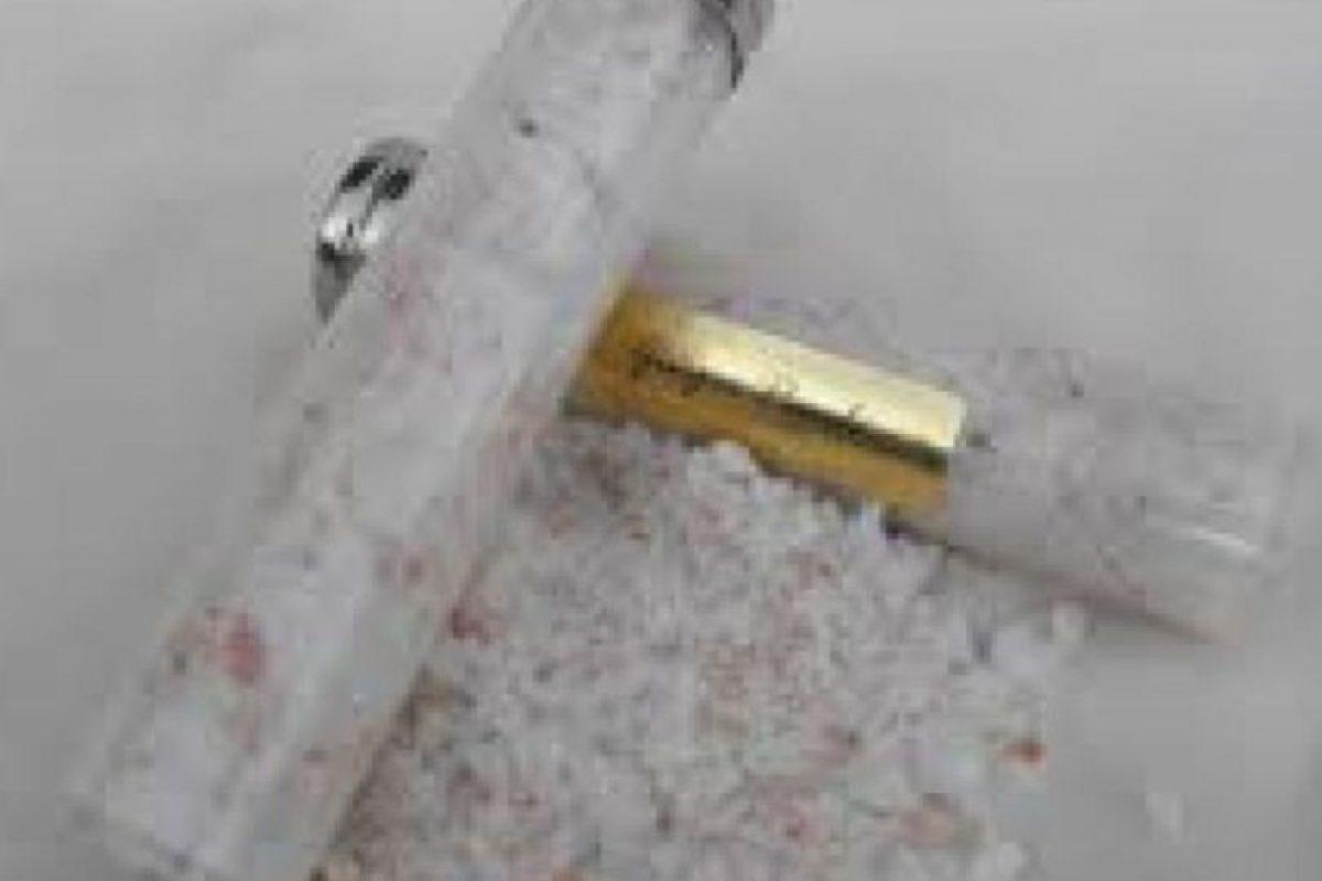 Se le puede comparar con la cocaína sintética Foto:Alexcenviva. Imagen Por: