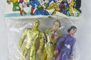 No hacen parte de la liga, pero ahí están. Foto:Tumblr/Bootleg Toys. Imagen Por: