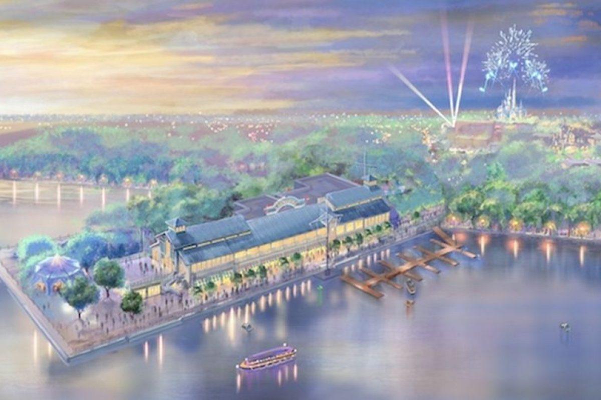 Este es el diseño exterior del hotel Foto:Disney Insider Blog. Imagen Por: