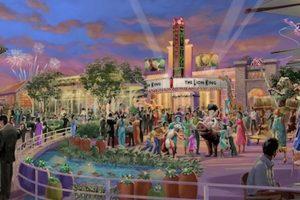 Aún no hay planos para el interior Foto:Disney Insider Blog. Imagen Por: