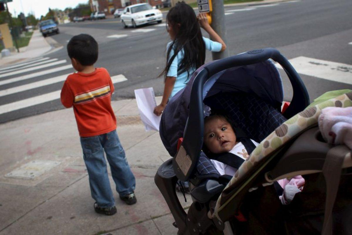 """En octubre pasado, la Corte Interamericana de Derechos Humanos calificó de """"alarmante"""" el panorama que viven los niños en México Foto:Getty Images. Imagen Por:"""