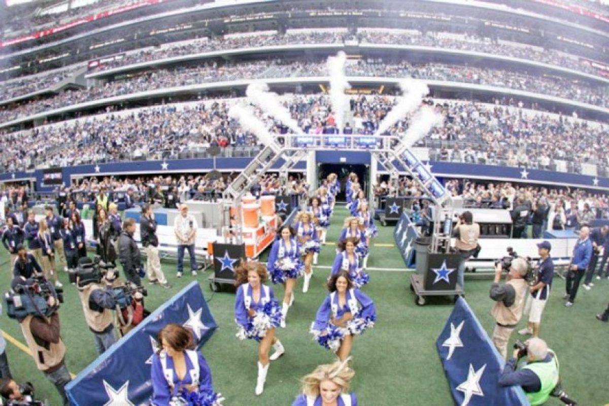 Las Vaqueritas de Dallas Foto:Facebook: Dallas Cowboys Cheerleaders. Imagen Por: