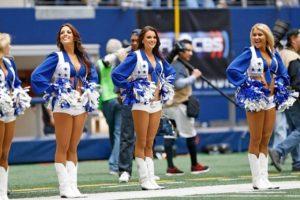 Son el grupo de animación más famoso de la NFL Foto:Facebook: Dallas Cowboys Cheerleaders. Imagen Por: