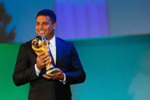 Ronaldo, futbolista brasileño. Foto:Getty Images. Imagen Por:
