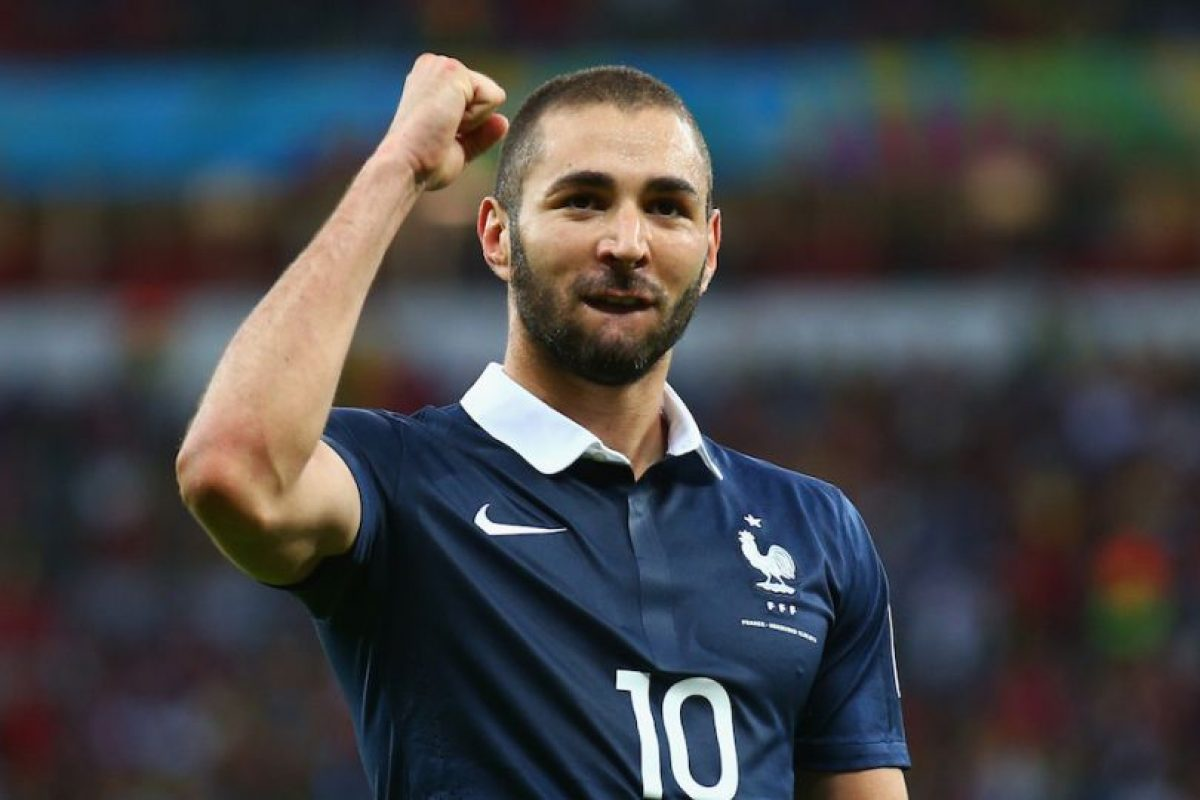 Karim Benzema, futbolista francés. Foto:Getty Images. Imagen Por: