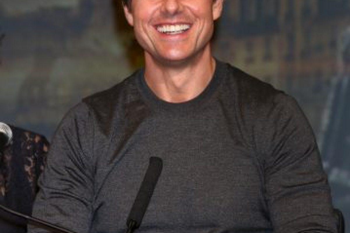 Tom Cruise (2014) Foto:Getty Images. Imagen Por: