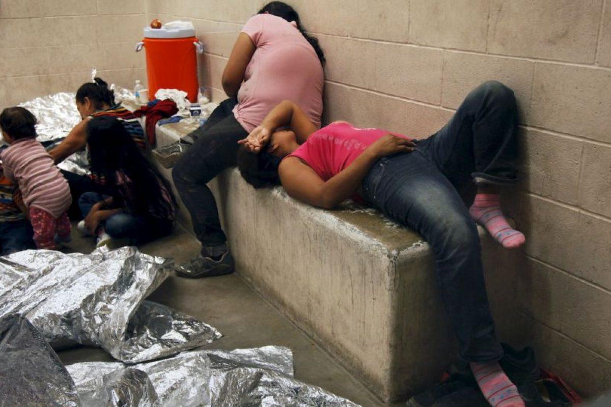 En 2012, el Departamento de Seguridad Nacional calculó que el número de inmigrantes no autorizados ascendía a 14 millones 400 mil Foto:Getty. Imagen Por: