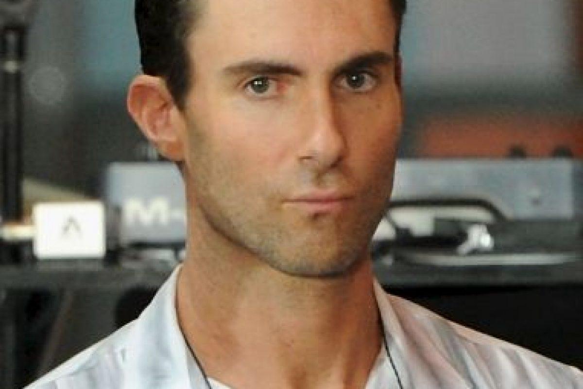 Adam Levine (2014) Foto:Getty Images. Imagen Por: