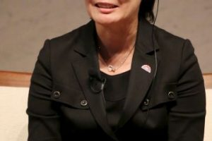 Akie Abe, Primera Dama de Japón, siempre ha defendido el papel de la mujer en todas las áreas. Foto:Getty Images. Imagen Por: