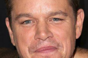 Matt Damon (2014) Foto:Getty Images. Imagen Por: