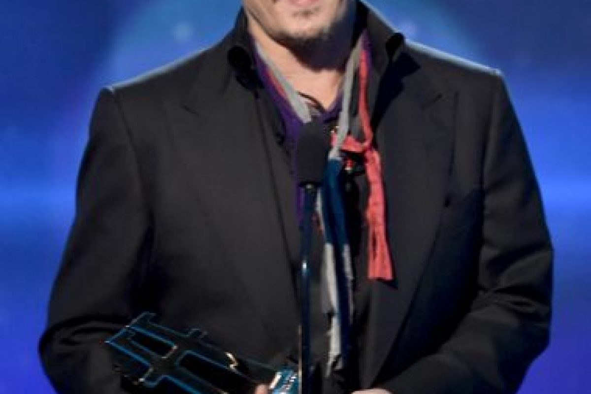 Johnny Depp Foto: Getty Images. Imagen Por: