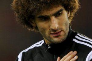 El belga también porta un afro Foto:Getty. Imagen Por: