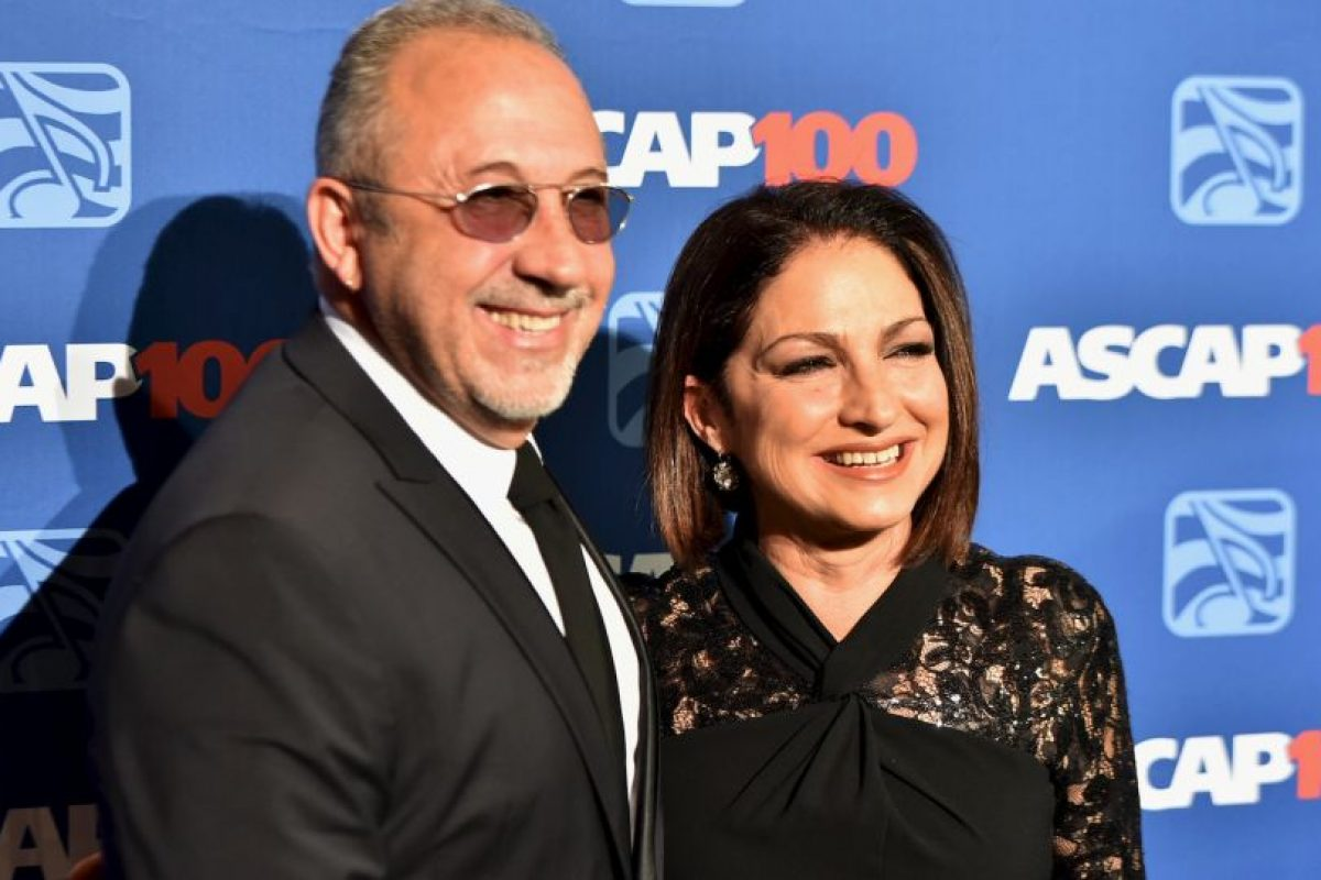 """Emilio y Gloria Estefan han sido nombradas """"Persona del año"""" Foto:Getty Images. Imagen Por:"""