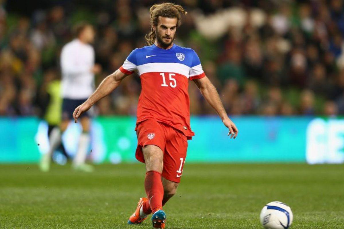 El hombre de la Selección de Estados Unidos es reconocido por sus rastas Foto:Getty. Imagen Por: