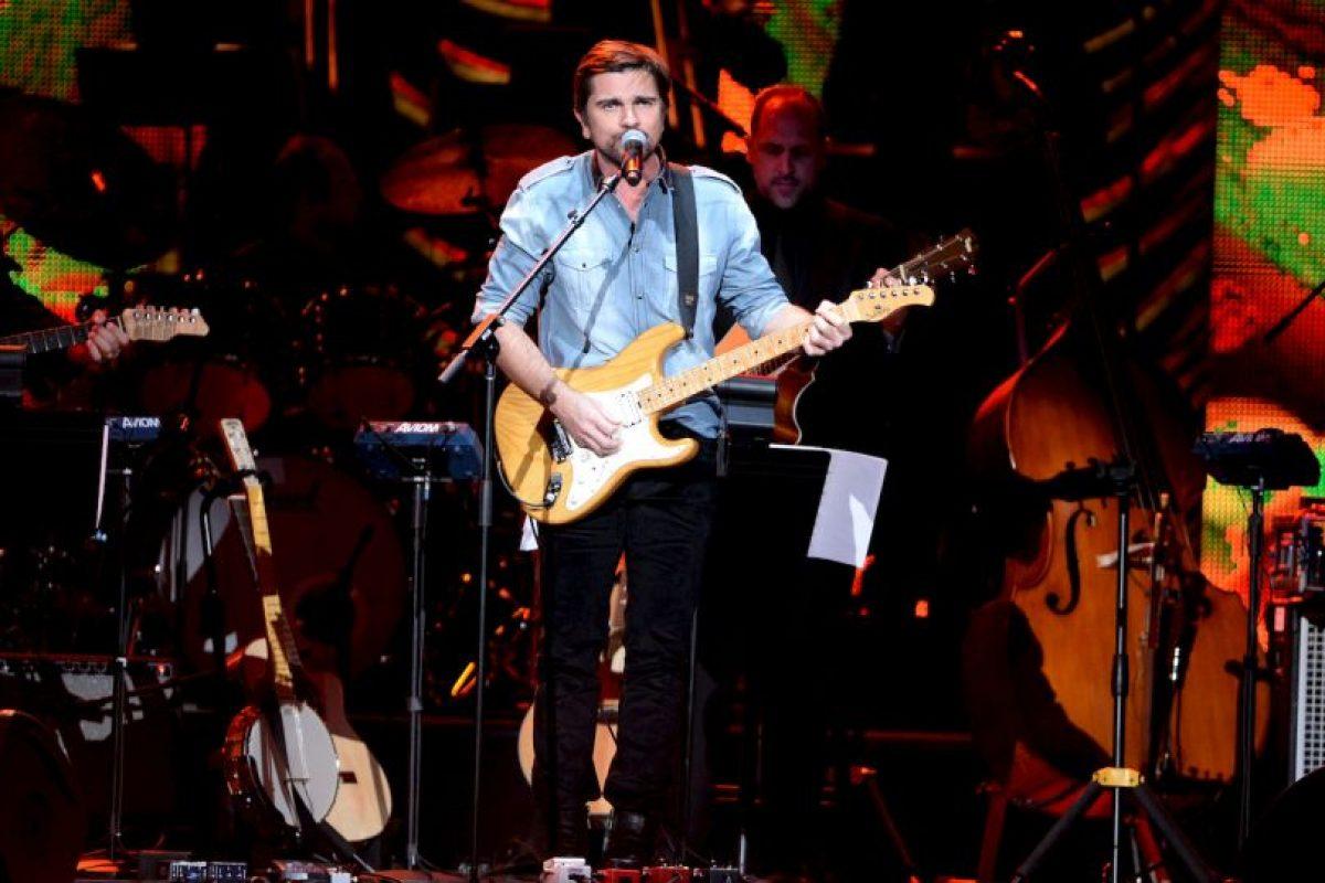 Juanes también tiene 19 reconocimientos Foto:Getty Images. Imagen Por: