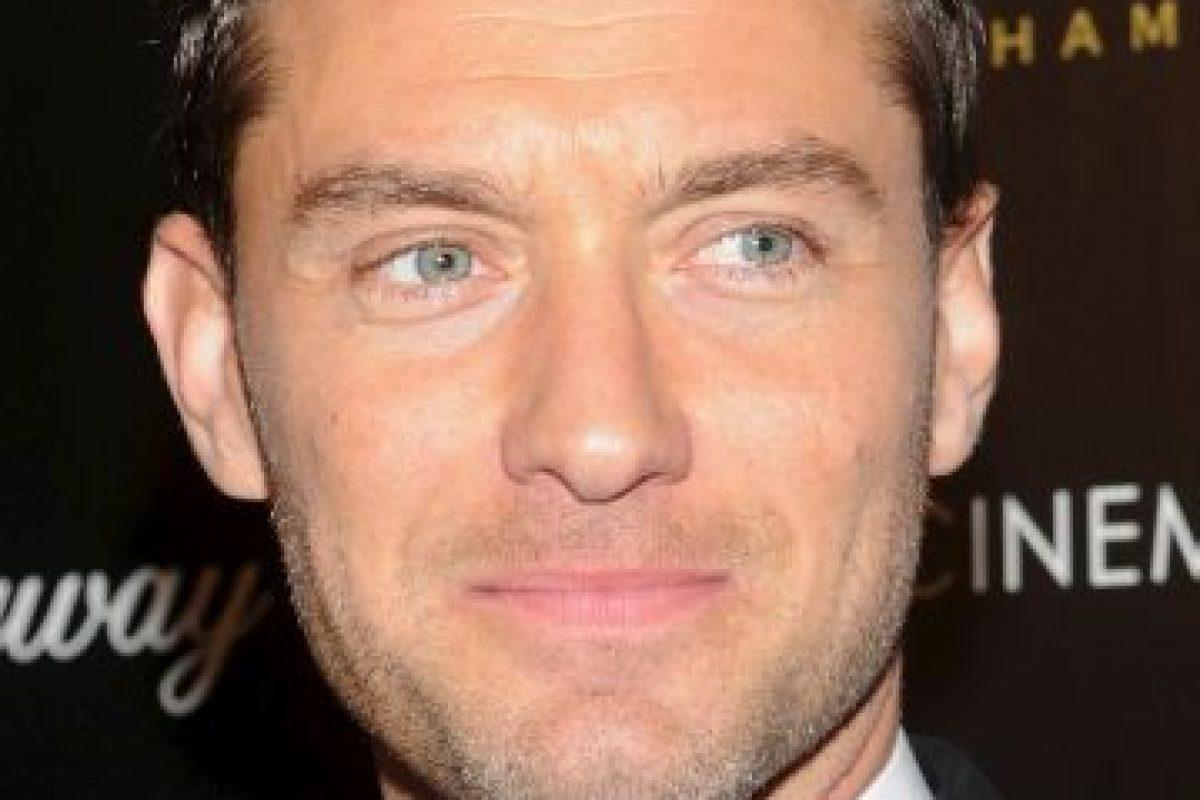 Jude Law (2014) Foto:Getty Images. Imagen Por: