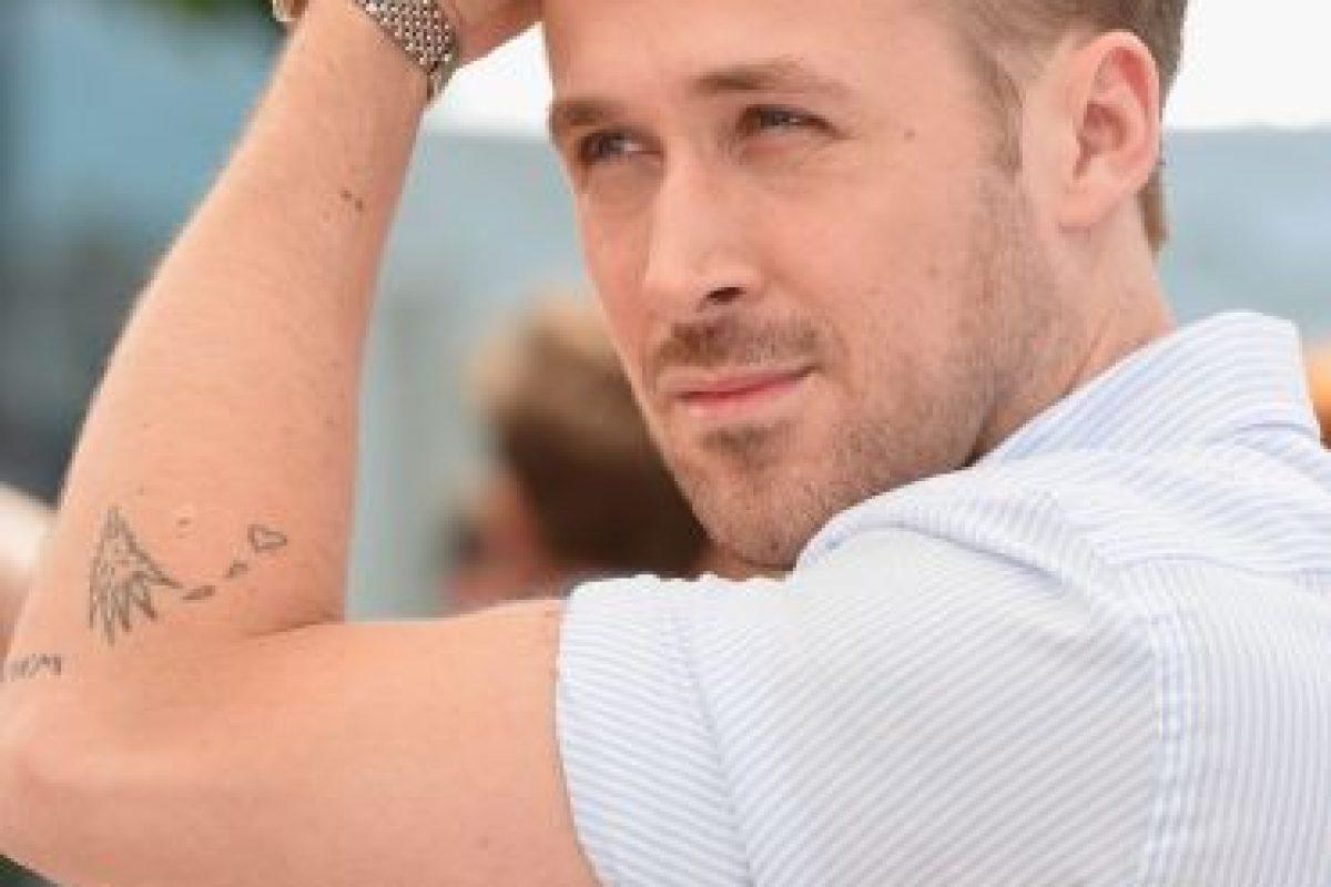 Ryan Gosling Foto:Getty Images. Imagen Por: