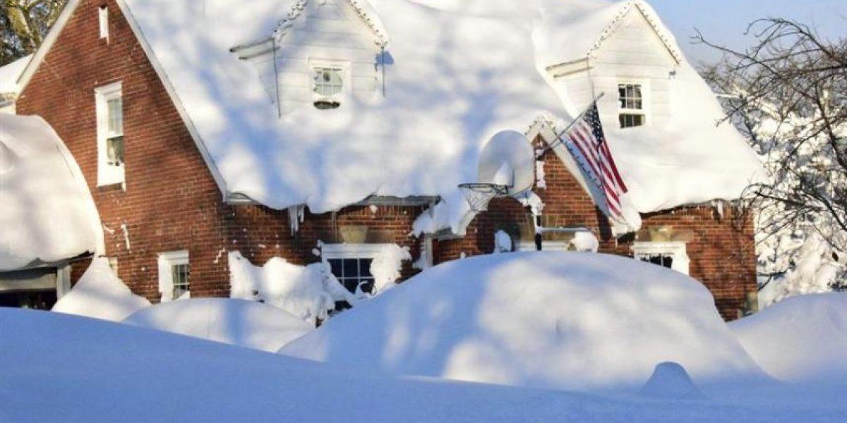 (FOTOS) Ola polar tiene a parte de Estados Unidos bajo la nieve: al menos 8 muertos