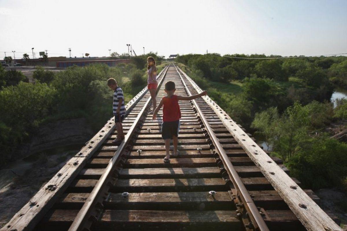 De acuerdo con Aministía Internacional (AI) México, uno de los principales problemas que tiene el país son los niños migrantes Foto:Getty Images. Imagen Por: