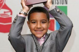 Miguelito es el ganador más joven Foto:Getty Images. Imagen Por: