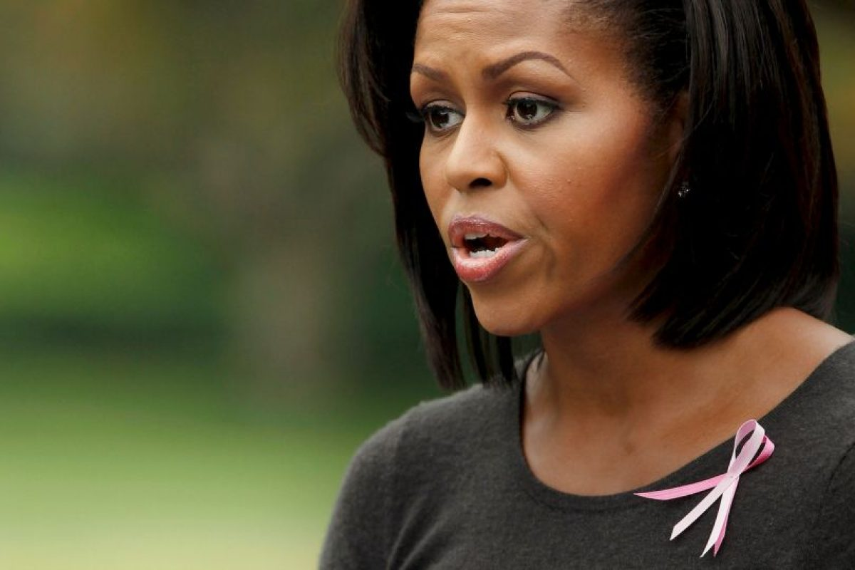 Michelle Obama, Primera Dama de Estados Unidos. Foto:Getty Images. Imagen Por: