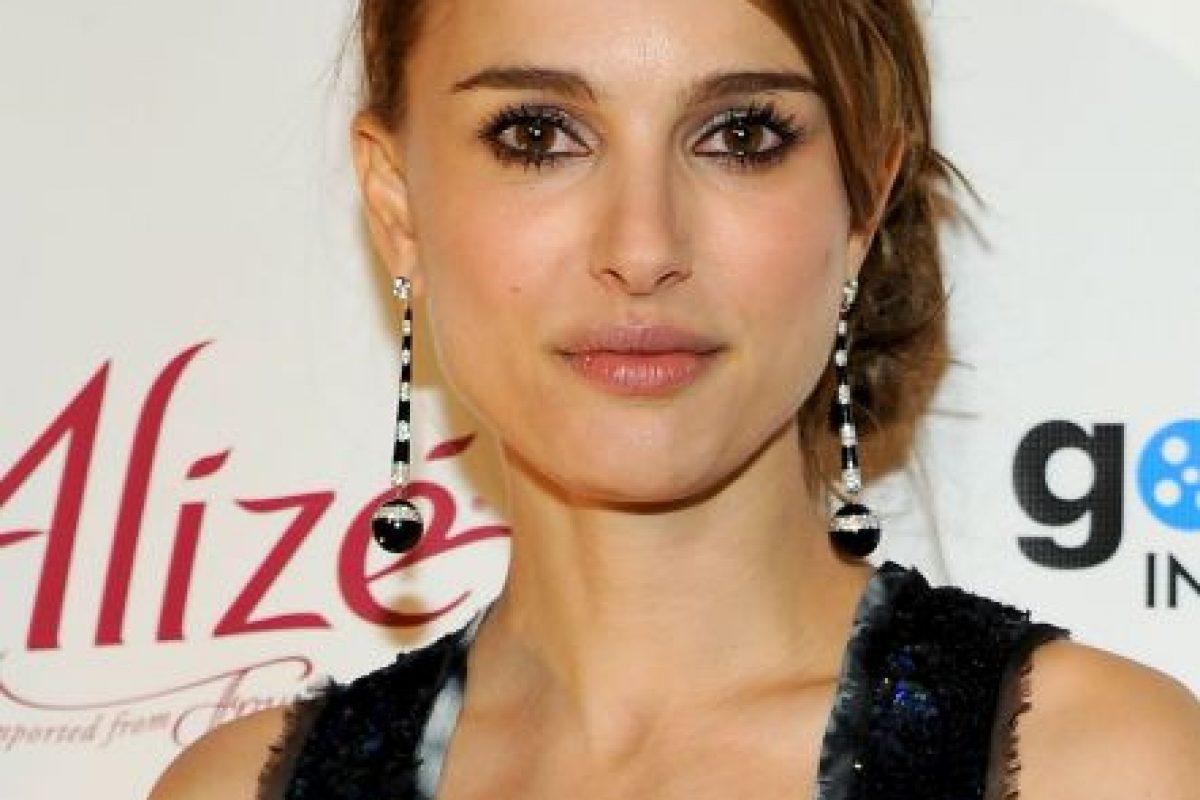 2009, Natalie Portman Foto:Getty Images. Imagen Por:
