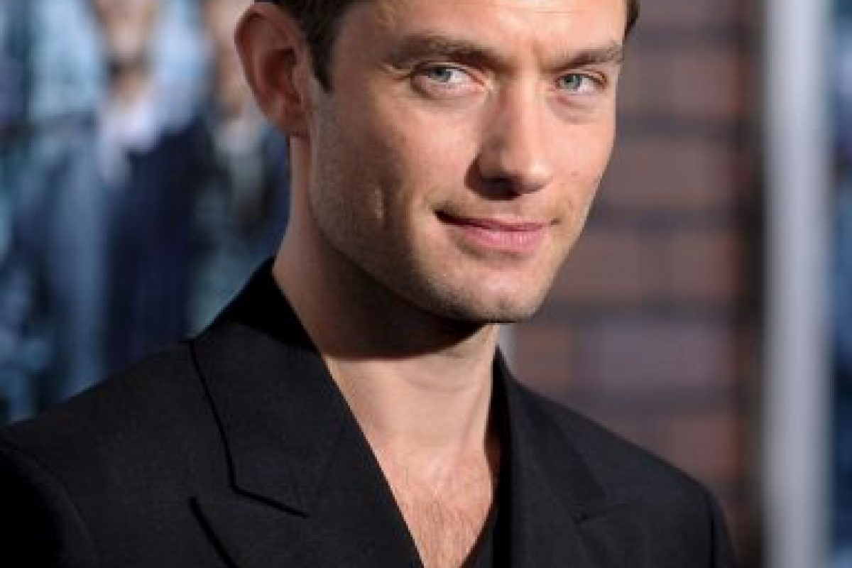 2009, Jude Law Foto:Getty Images. Imagen Por: