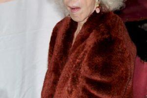 """2010: En la ceremonia en la que la entonces Princesa Letizia recibió el """"Garbanzo de Plata"""". Foto:Getty Images. Imagen Por:"""