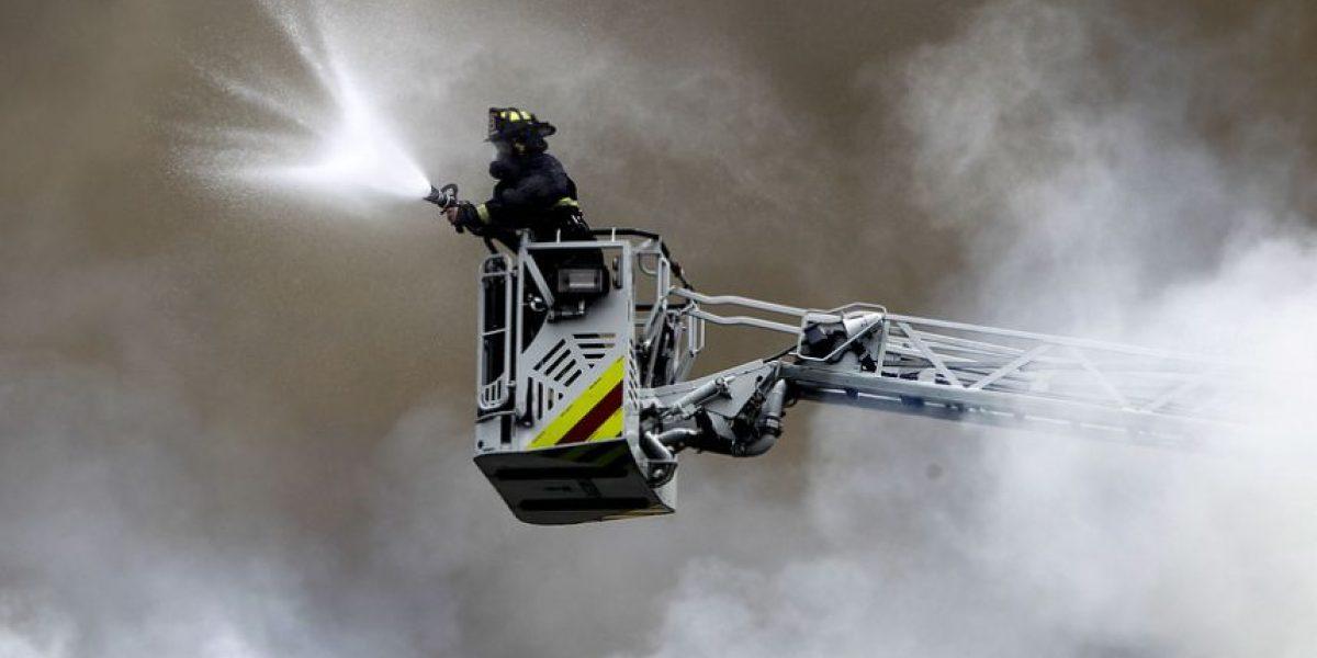 Menor de tres años murió en un incendio en Puente Alto