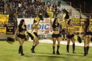 Es un club de la División B Metropolitanada de Argentina Foto:Facebook: Las Nuevas Marineritas de Alte Brown. Imagen Por: