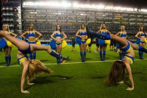 Han llamado la atención a nivel mundial por sus rutinas Foto:Getty. Imagen Por: