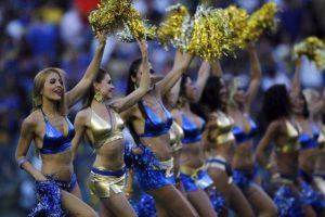Las porristas de Boca Juniors Foto:Getty. Imagen Por: