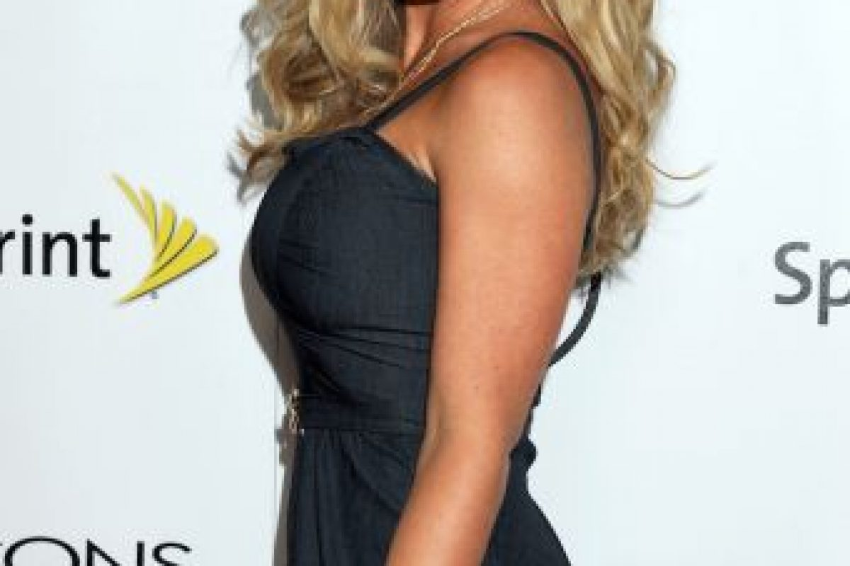 """A la edad de 18 años se convirtió en una de las parejas de Hugh Hefner, editor y fundador de la revista """"Playboy"""". Foto:Getty Images. Imagen Por:"""