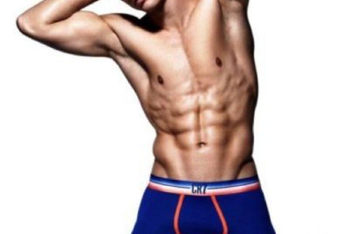 Foto:CR7 Underwear. Imagen Por: