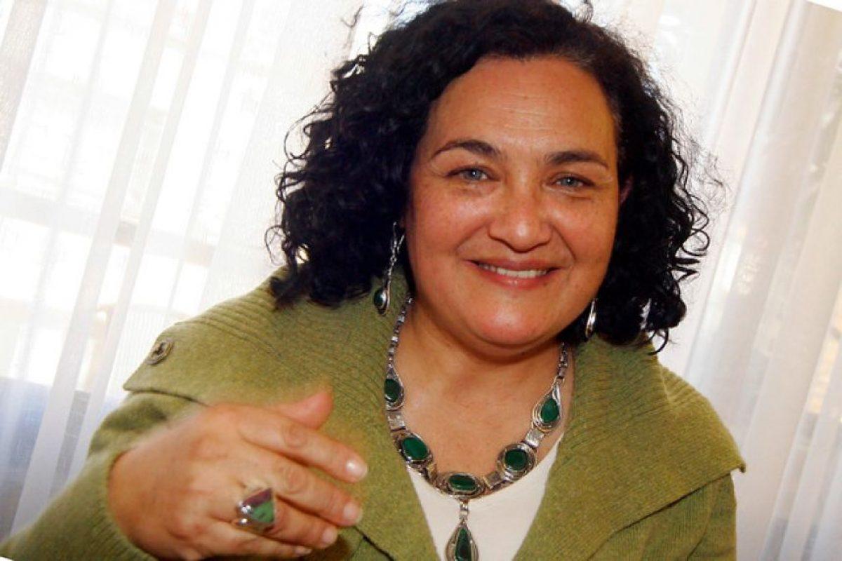 Clemira Pacheco, diputada PS por el distrito 45 en la Región del Biobío. Foto:Agencia Uno. Imagen Por: