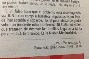 Un extracto de la columna Foto:@TheLicenciado. Imagen Por: