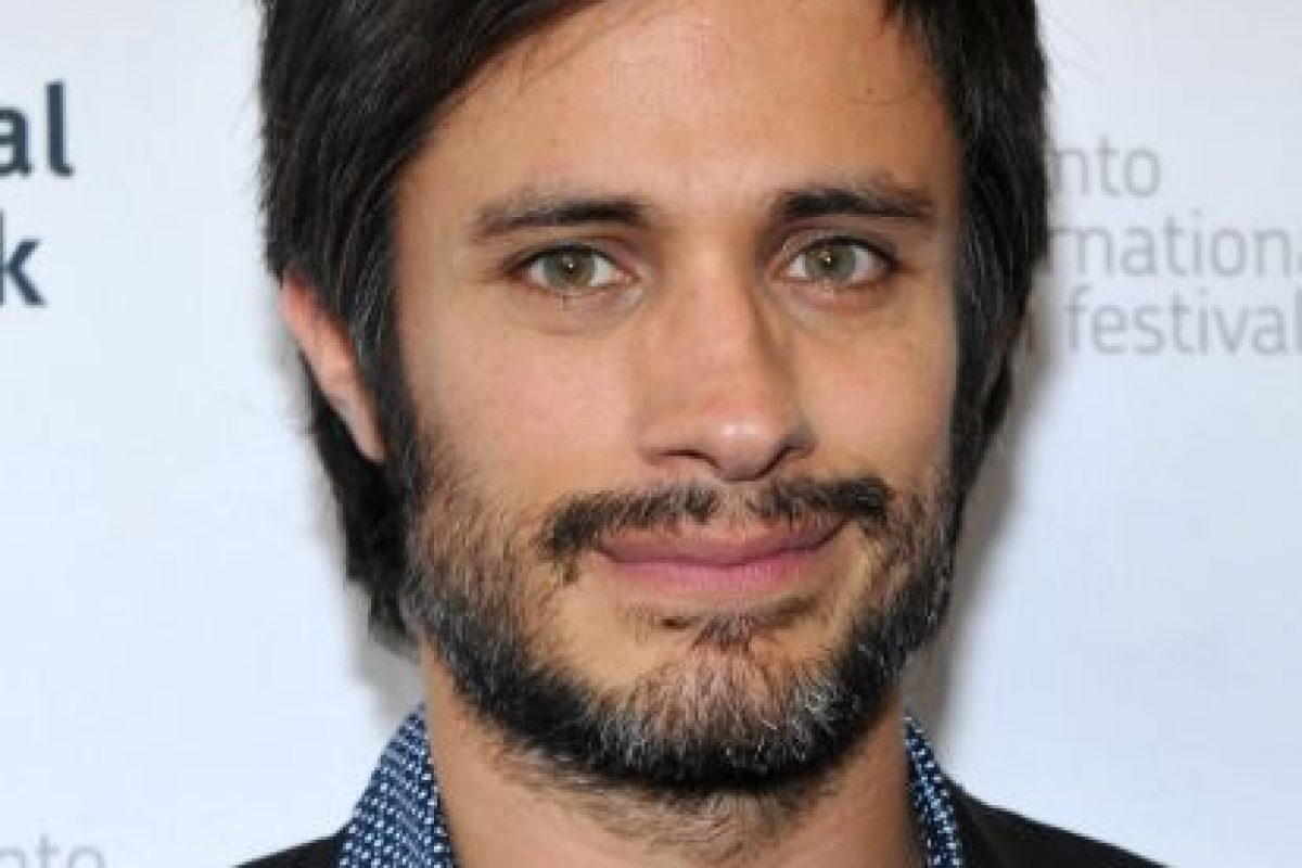 Gael García Bernal, actor mexicano Foto: Getty. Imagen Por: