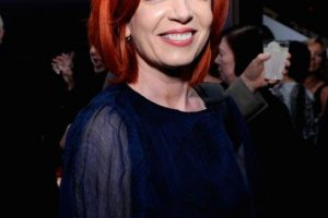 Shirley Manson, del grupo Garbage Foto:Getty. Imagen Por: