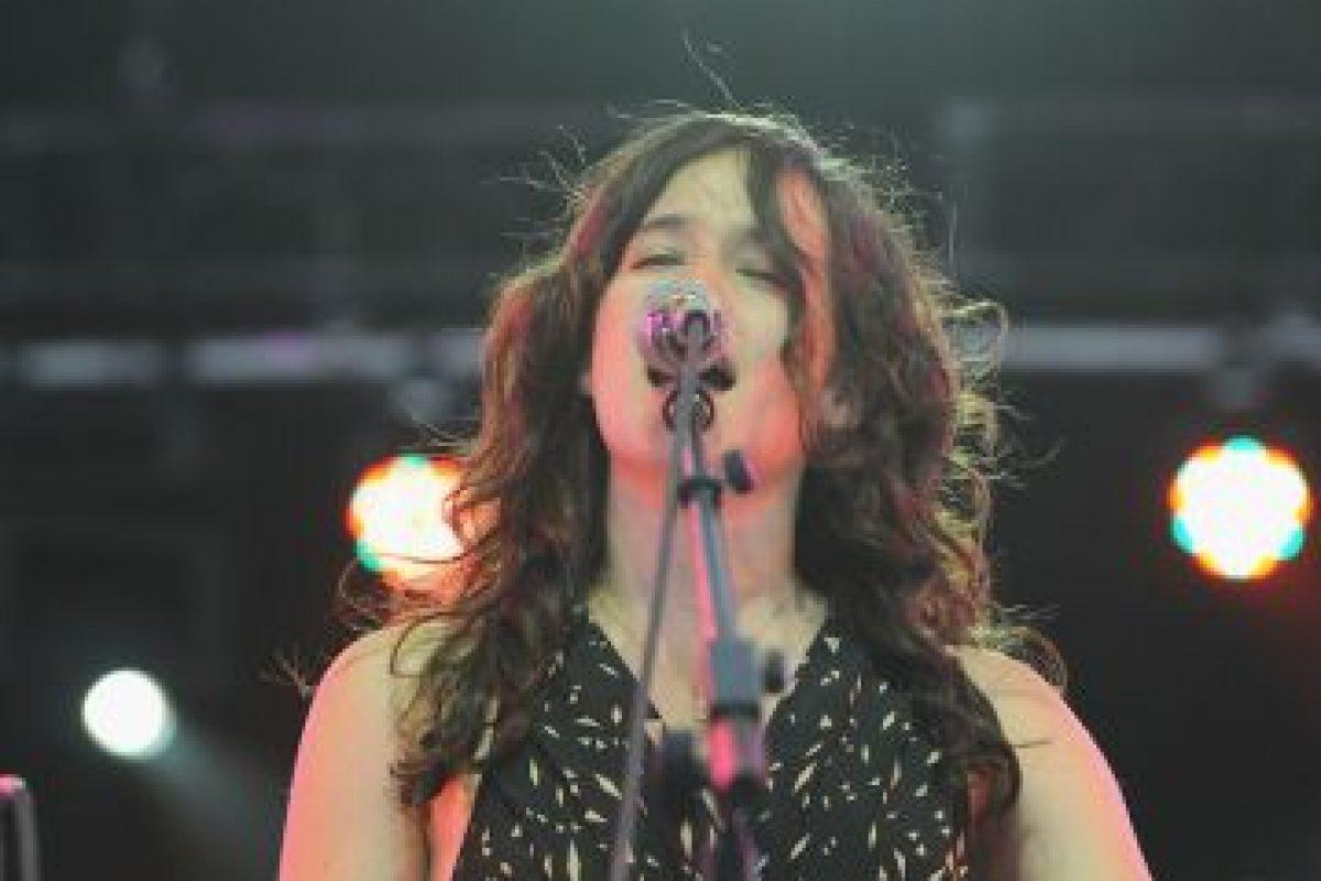 Ximena Sariñana, cantante mexicana Foto:Getty. Imagen Por: