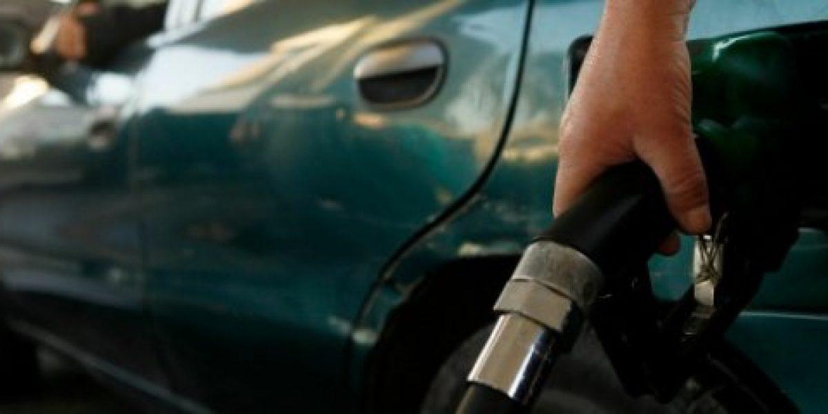La importante baja de las bencinas