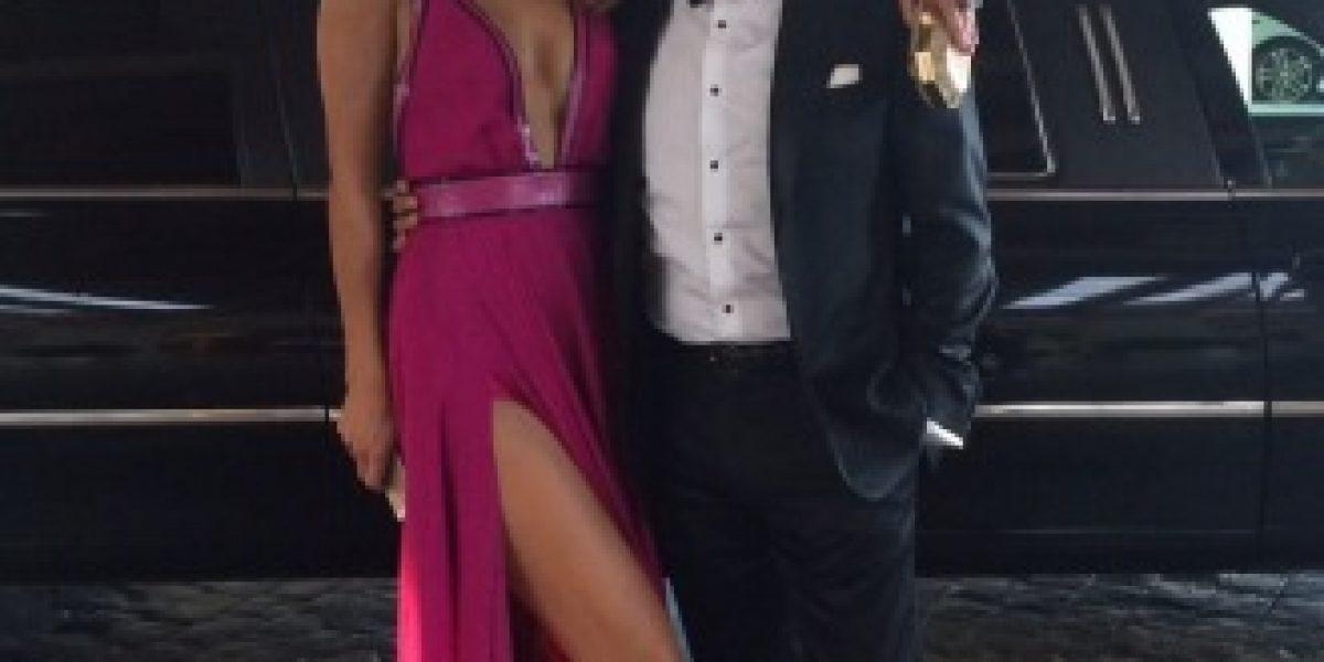 Así de espectacular se veía Carolina De Moras para los Grammy Latino