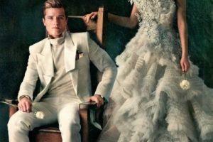 """Así como la rebelión de Katniss Everdeen, con su """"Sinsajo"""" Foto:Capitol Couture. Imagen Por:"""