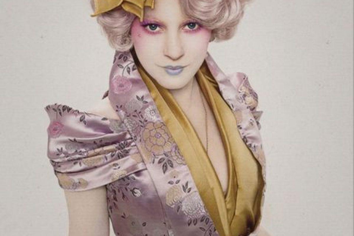 Las extravagancias del régimen de Snow y su clase social son reflejadas en los caprichos de la moda. Foto:Capitol Couture. Imagen Por: